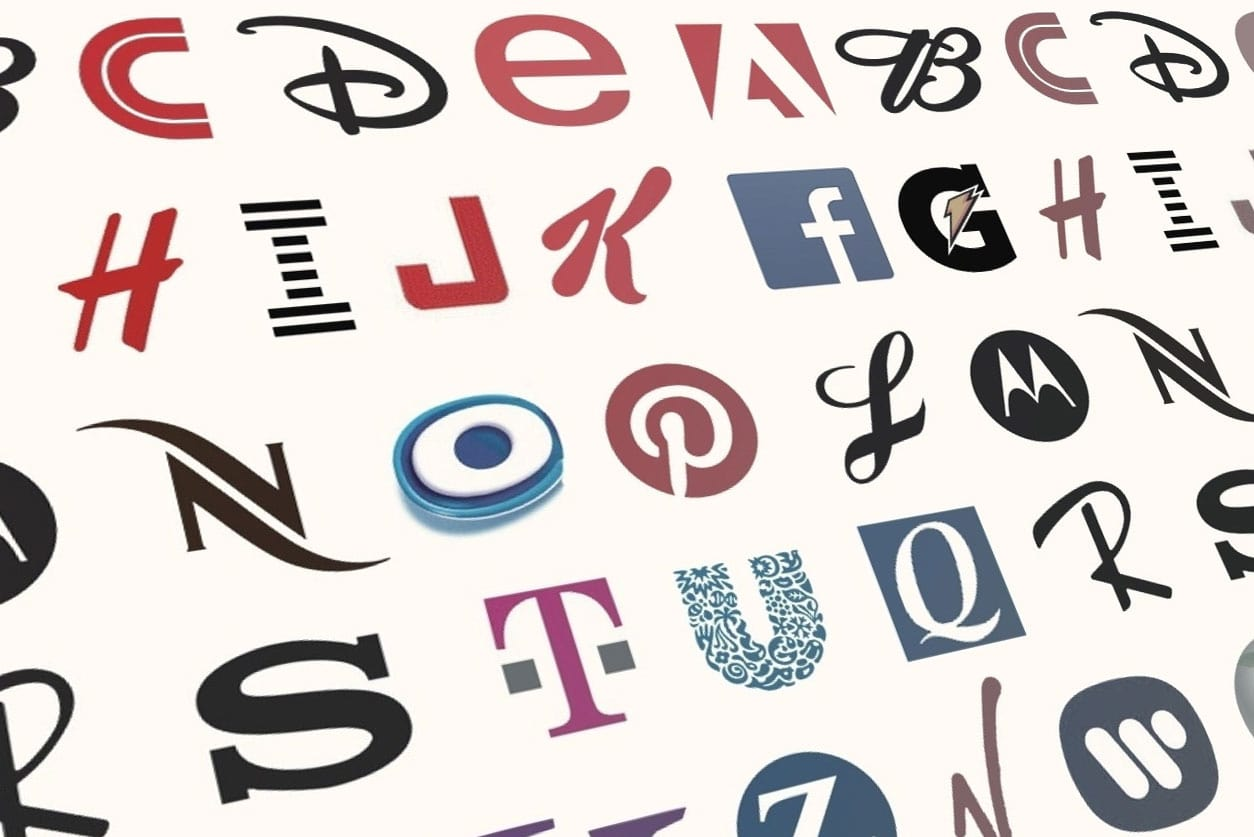 Great, well-known logo examples (DIsney, Kelloggs, Unilevel, Facebook, Adobe and more)